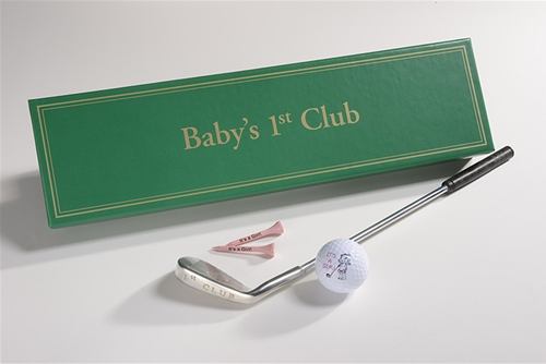 Baby Girl First Golf Club The Cottage Shop